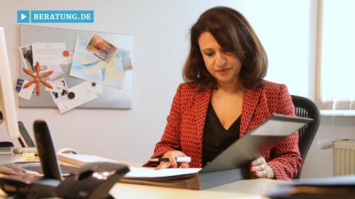 Filmreportage zu Gönül Halat-Mec Rechtsanwältin