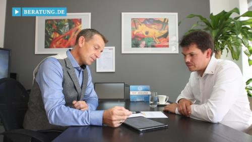 Filmreportage zu Finanzzentrum Starnberg Frank Müller
