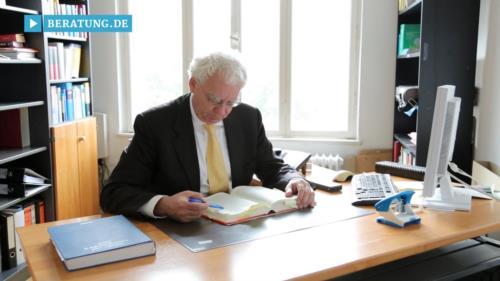Filmreportage zu Christian Westhagen Rechtsanwalt