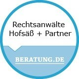 Logo Rechtsanwälte Hofsäß + Partner