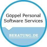 Logo Göppel Personal Software Services