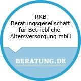 Logo RKB Beratungsgesellschaft für  Betriebliche Altersversorgung mbH