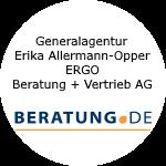 Logo Generalagentur Erika Allermann-Opper ERGO Beratung und Vertrieb AG