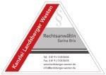 Logo Rechtsanwältin Sarina Brix