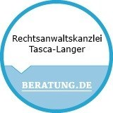 Logo Rechtsanwaltskanzlei Tasca-Langer