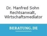 Logo Dr. Manfred Sohn  Rechtsanwalt, Wirtschaftsmediator
