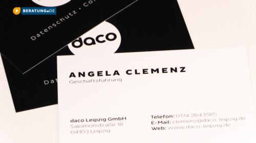 Filmreportage zu DACO Leipzig GmbH - Datenschutz & Compliance