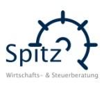 Logo Wirtschafts- und Steuerberatung Georg Spitz
