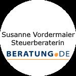 Logo Susanne Vordermaier  Steuerberaterin