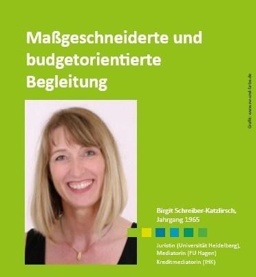 Kanzlei Schreiber-Katzlirsch  Grüner Zweig / Mediation / Schuldnerberatung - Bild 1
