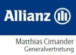 Logo Matthias Cimander  Generalvertretung der Allianz