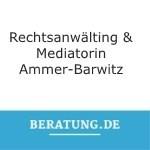 Logo Rechtsanwältin und Fachanwältin für Familienrecht & Mediatorin (DAA)  Gabriele Ammer-Barwitz