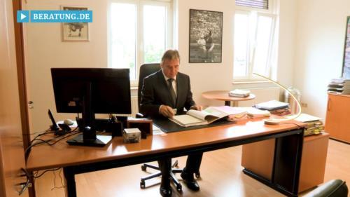Filmreportage zu Thomas G. Schröder Rechtsanwalt