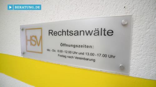 Filmreportage zu HSV Rechtsanwälte GbR