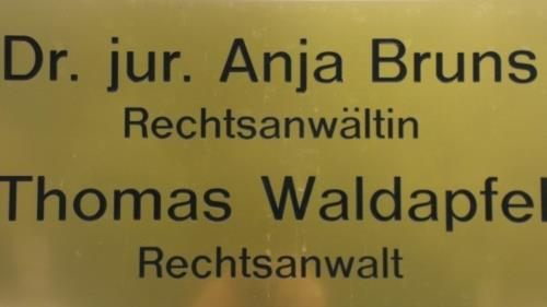 Thomas Waldapfel Rechtsanwalt - Bild 1