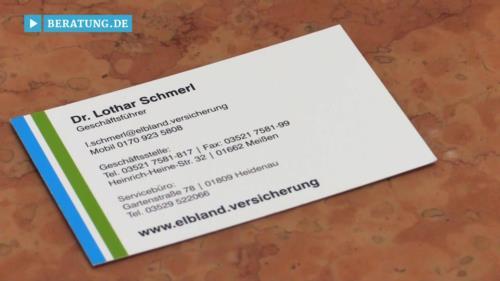 Filmreportage zu Elbland Versicherungen GmbH