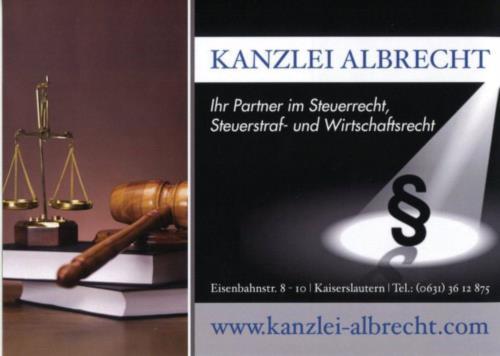 Kanzlei Albrecht Detlev Albrecht - Bild 1