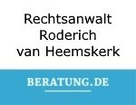 Logo Rechtsanwalt Roderich van Heemskerk