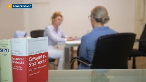 Filmreportage zu Rechtsanwaltskanzlei Vera Mueller & Team - Internationales Recht