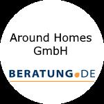 Logo Around Homes GmbH