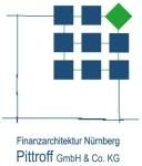 Logo Finanzarchitektur Nürnberg  Pittroff GmbH & Co. KG