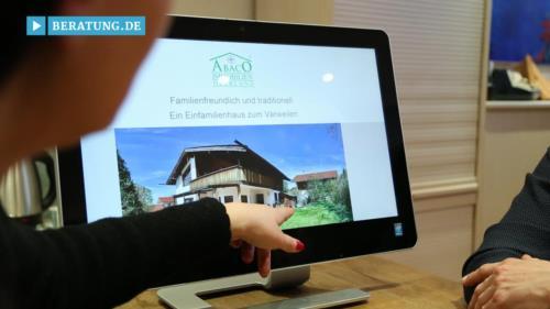 Filmreportage zu ABACO Immobilien Oberland Alexandra Pleyer-Missios