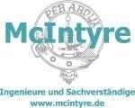Logo McIntyre - Ingenieure und Sachverständige
