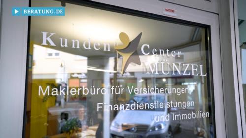 Filmreportage zu Kundencenter MÜNZEL