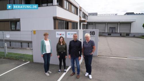 Filmreportage zu Risolva GmbH