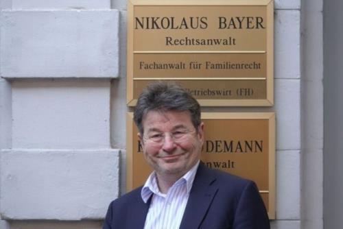 Nikolaus Bayer Rechtsanwalt  Fachanwalt für Familienrecht Diplom-Betriebswirt (FH) - Bild 1