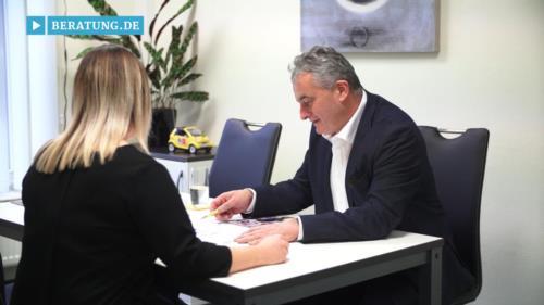 Filmreportage zu Mecklenburgische Versicherung  Geschäftsstelle Schwab