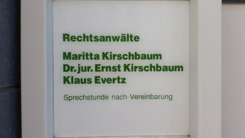 Maritta Kirschbaum (bis Juni 2015) Klaus Evertz  Rechtsanwälte - Bild 3