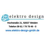 Logo Elektro Design GmbH