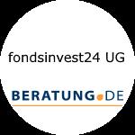Logo fondsinvest24 UG