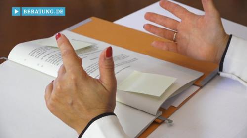 Filmreportage zu Anwaltskanzlei Irina Beer