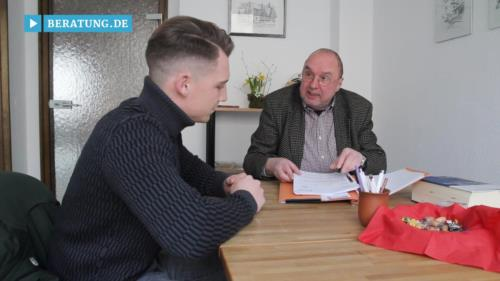 Filmreportage zu Anwaltskanzlei Hildebrandt