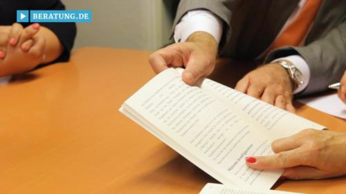 Filmreportage zu Stefan Wimmers Rechtsanwälte
