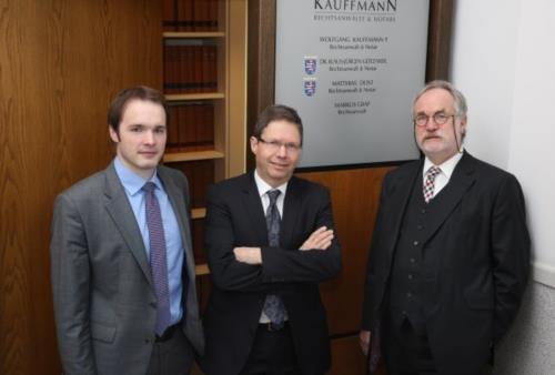 KAUFFMANN Rechtsanwälte & Notare - Bild 1