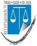 Logo Anwaltskanzlei Thoma, Dr. Helm & Kollegen