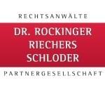 Logo Rechtsanwälte Partnergesellschaft  Dr. Rockinger - Riechers - Schloder