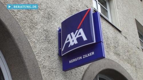 Filmreportage zu Kerstin Zilker Regionalvertretung der AXA Versicherung
