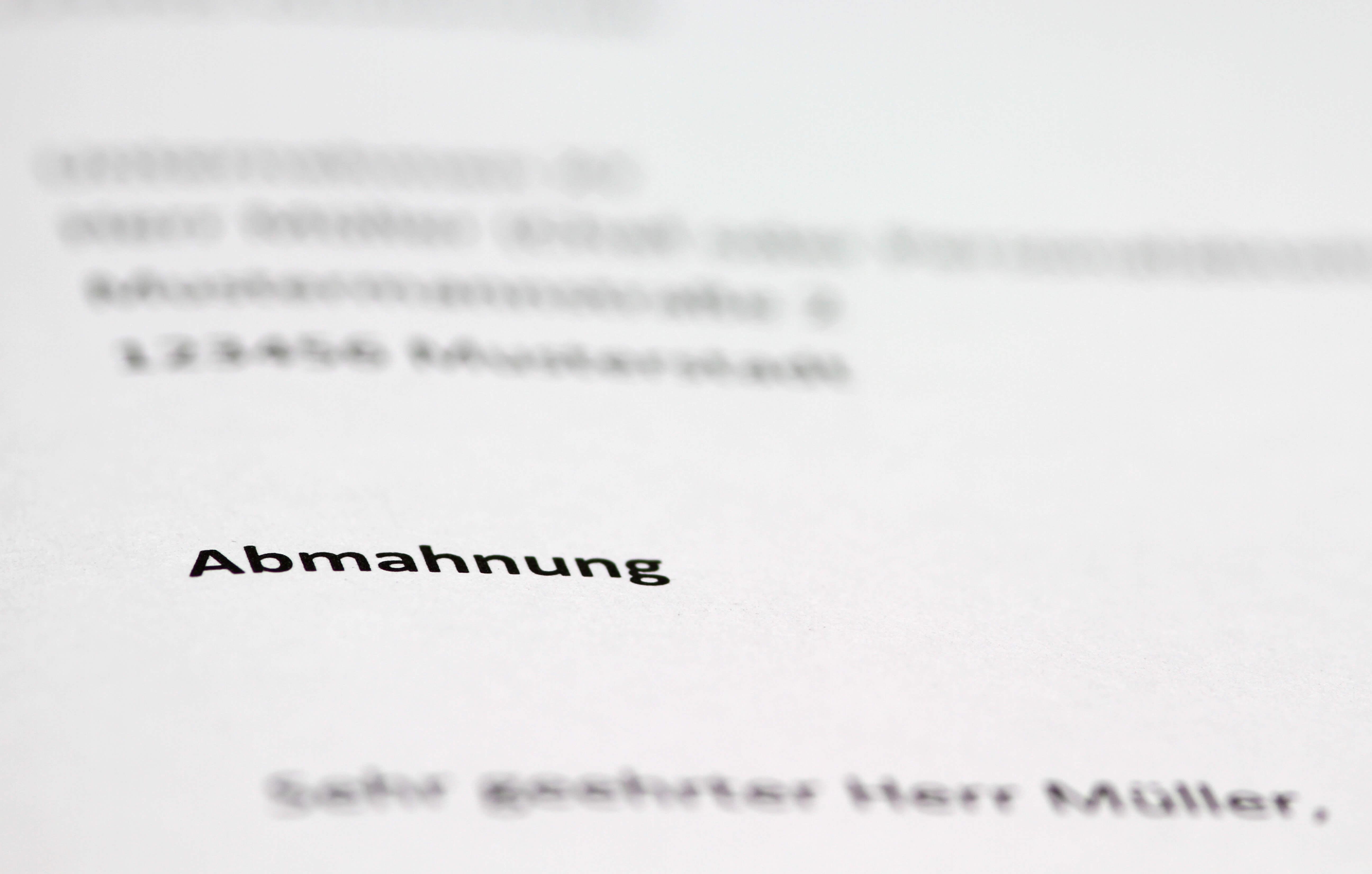 Welche Folgen hat eine Abmahnung durch den Arbeitgeber? - BERATUNG.DE