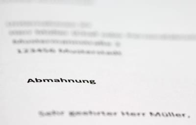 Abmahnung durch den Arbeitgeber - Welche Folgen hat sie? - BERATUNG.DE