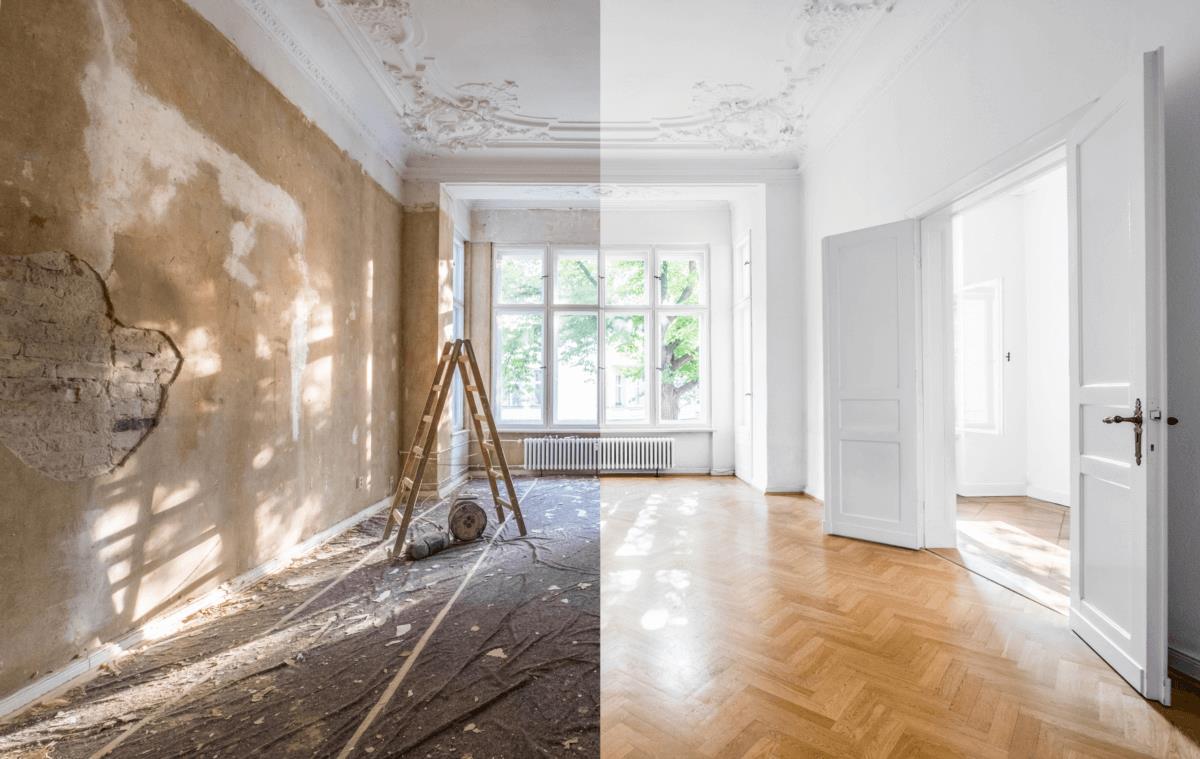 Mit dem Sanierungskredit das Eigenheim renovieren - BERATUNG.DE