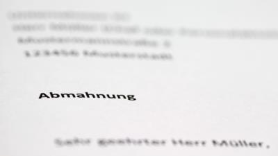 Abmahnung – was sie für den Arbeitnehmer bedeutet - BERATUNG.DE
