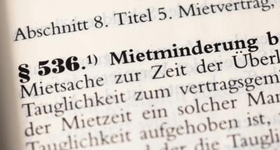 Mietminderung – Voraussetzungen und Vorgehen - BERATUNG.DE