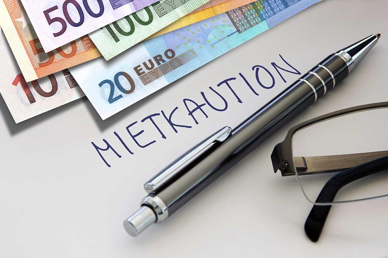 AltText: Kaution als Sicherheitsleistung, Mietkaution bei Mietverträgen, Fälligkeit der Kaution