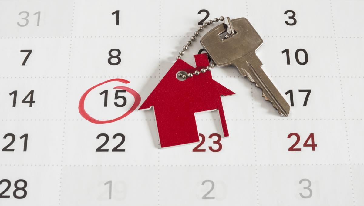 AltText: Mietvertragsbefristung in Kalender eintragen