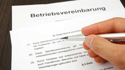 Betriebsvereinbarung – wie kommt sie zustande? - BERATUNG.DE